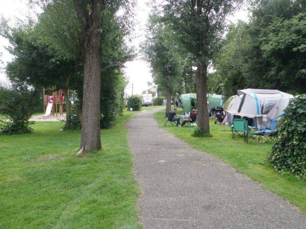 Camping tarieven
