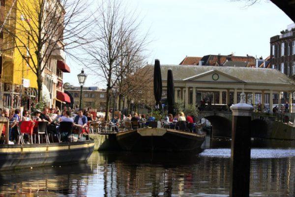 Bootverhuur Leiden
